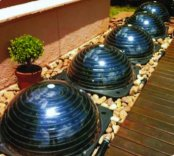 AquaForte Solar Heaters