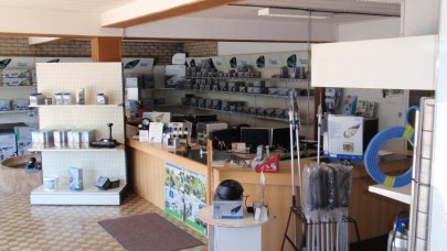 Landscape Irrigation And Fountain Technology Showroom Openingsuren Automatic Spraying Systems